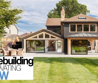 Come and see us at the Home Building and Renovating Show at London's Excel Sept 21-23 2018