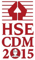 HSE CDM 2015